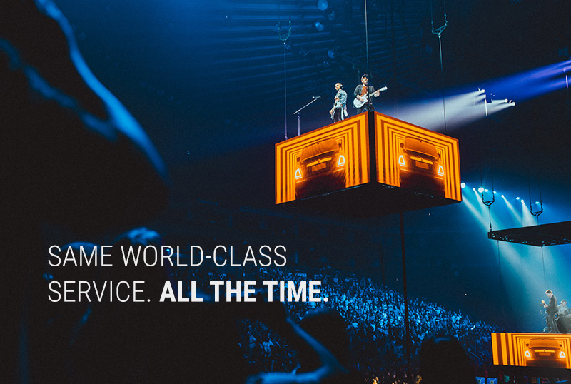 New Look, Same World-Class Service. All Access Launches Rebrand.