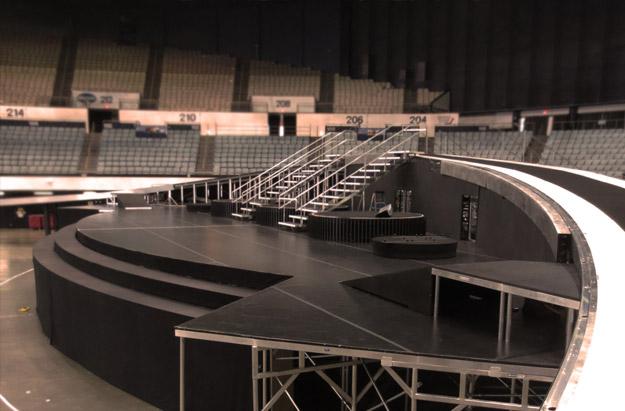 Versa-stage-system